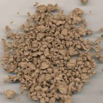 Zellstoff aus Weizenstroh